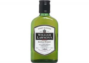 FLES WILLIAM LAWSON WHISKY 0.20 LTR-0
