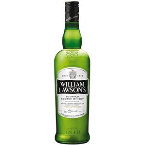 FLES WILLIAM LAWSON WHISKY 1,00 LTR-0