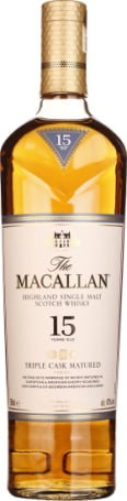 THE MACALLAN FINE OAK 15YO .7 LTR