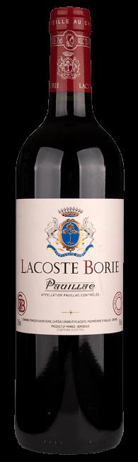 LACOSTE BORIE - PAUILLAC