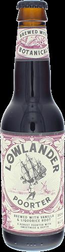 LOWLANDER BEER POORTER 0.33 O.W.