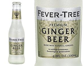 ginger beer fever tree