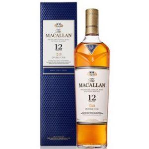 THE MACALLAN 12YO DOUBLE CASK