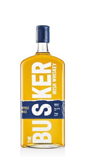 Single Malt Irish Whiskey The Busker