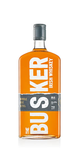 Single Pot Irish Whiskey The Busker