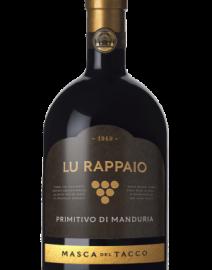 LU RAPPAIO PRIMITIVO DI MANDURIA 0.75 LTR